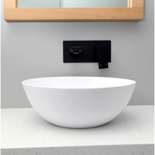 Lavabo Freesia en Solid Surface