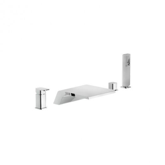 Bath tap group NOBILI