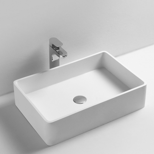 Lavabo Mimosa en Solid Surface