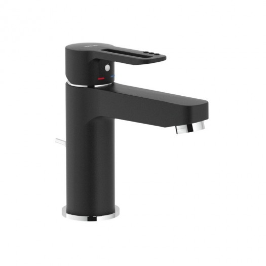 Basin Mixer NOBILI black chrome