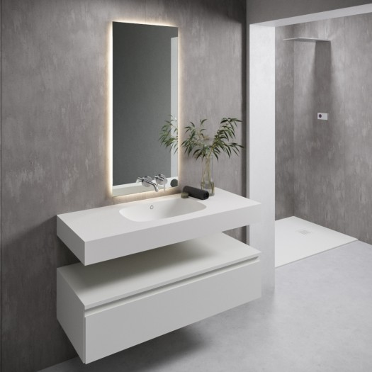 Vasque en Corian® Peace