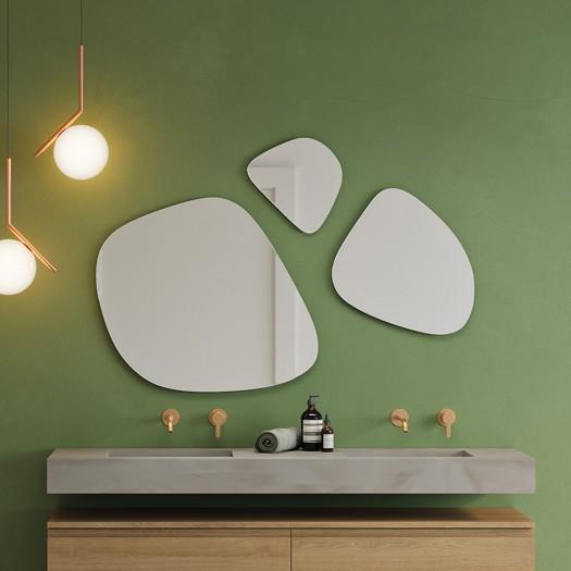 Pebble Miroir décoratif