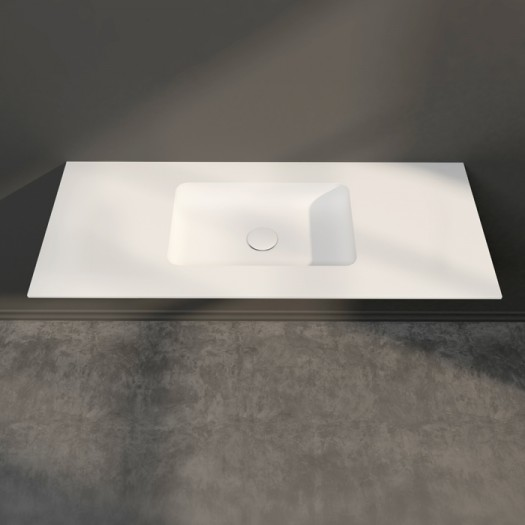 Plan Vasque en Corian® Toronto