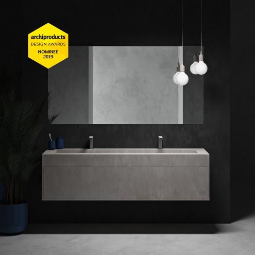 Meuble Vasque Suspendu Renaissance en Corian®