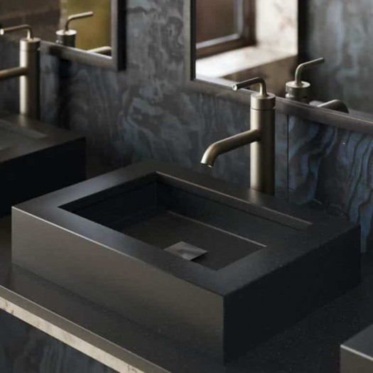 Vasque à poser en Silestone® Symmetry