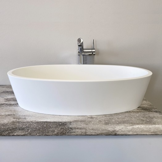 Lavabo Yarrow en Solid Surface