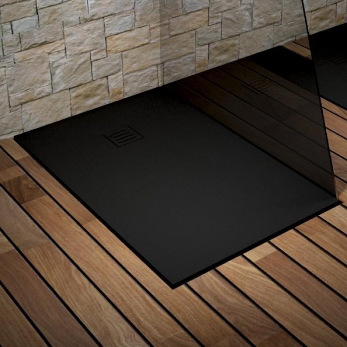 receveur de douche corian london sur mesure. Black Bedroom Furniture Sets. Home Design Ideas