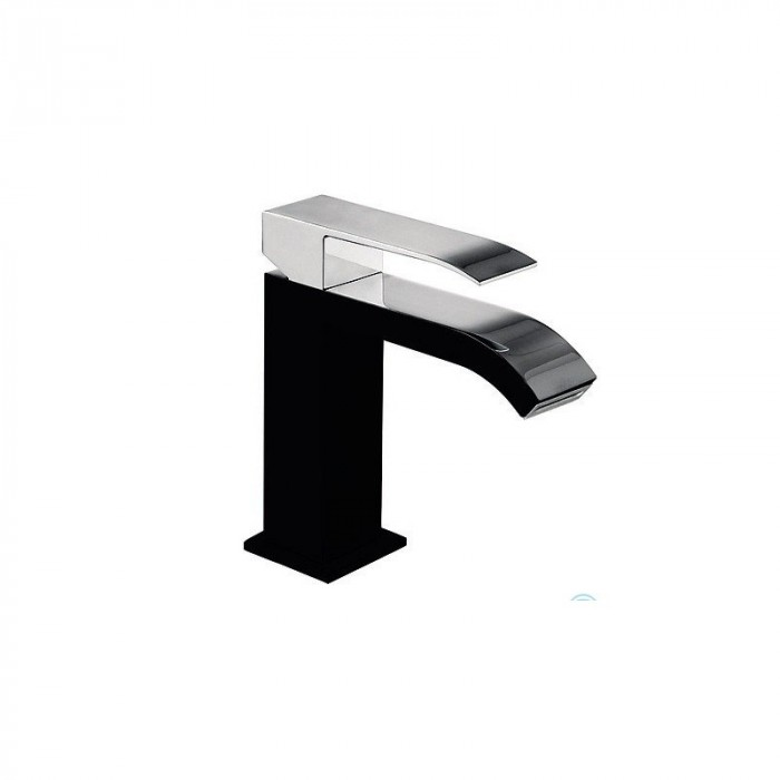 mitigeur lavabo cascade finition chrome tres. Black Bedroom Furniture Sets. Home Design Ideas
