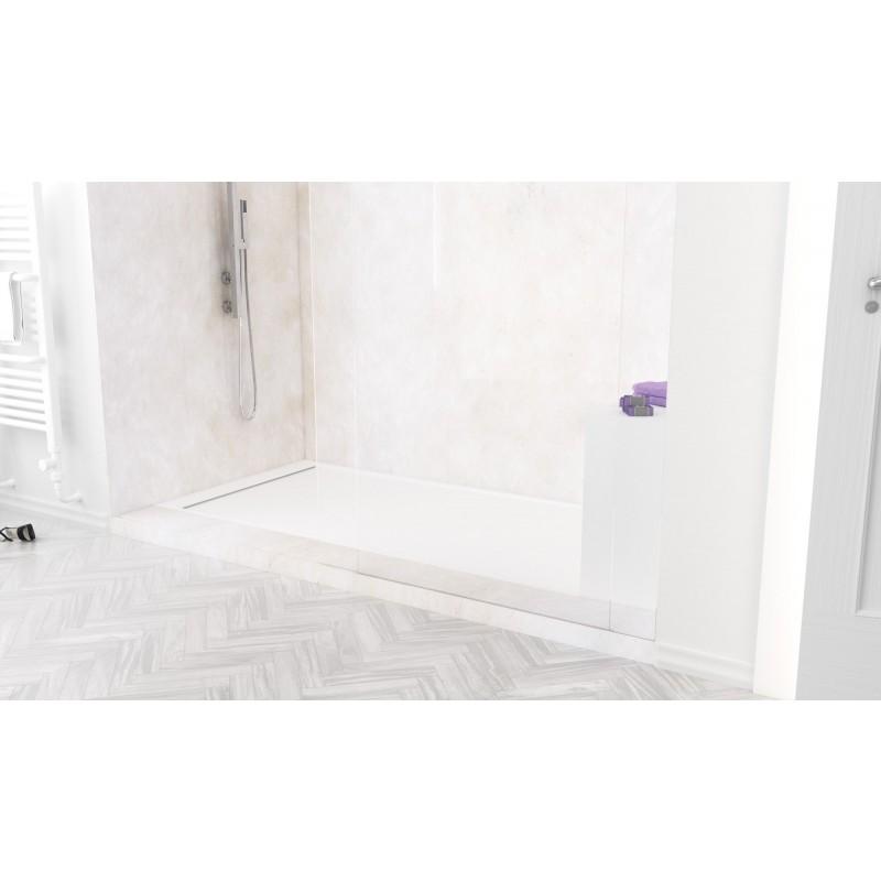 receveur de douche corian bruxelles sur mesure. Black Bedroom Furniture Sets. Home Design Ideas