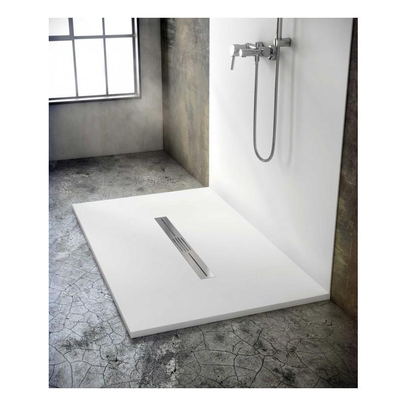 receveur de douche fiora privilege sur mesure. Black Bedroom Furniture Sets. Home Design Ideas