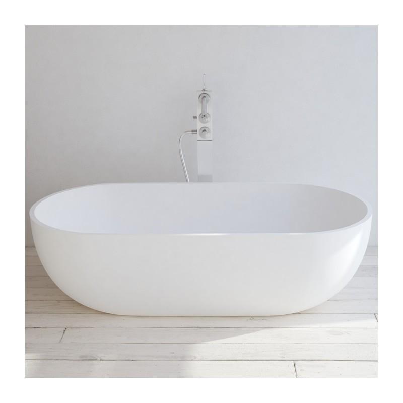 baignoire lot nantes en solid surface le design l 39 etat pur pour votre salle de bains. Black Bedroom Furniture Sets. Home Design Ideas