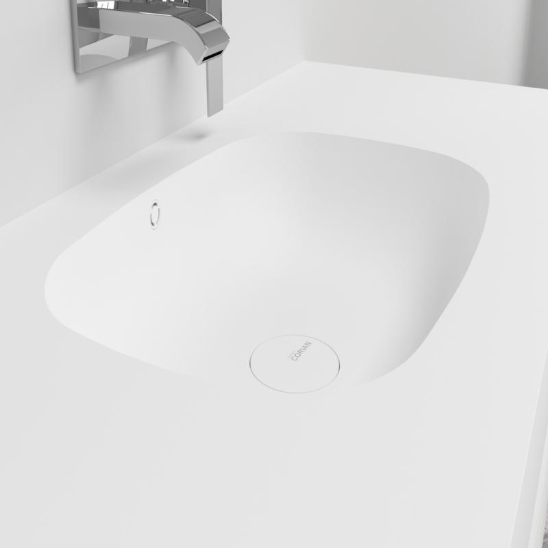 vasque en corian peace. Black Bedroom Furniture Sets. Home Design Ideas
