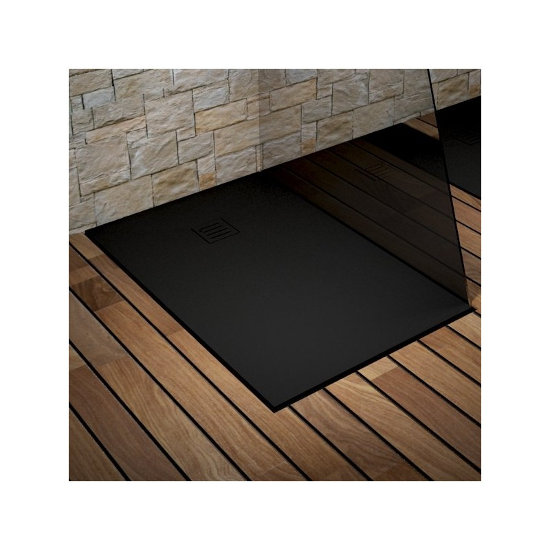 duschwanne corian london nach ma angefertigt. Black Bedroom Furniture Sets. Home Design Ideas