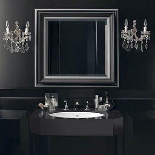 le corian deep nocturne vous plonge dans l 39 l gance ultime pour votre salle de bains. Black Bedroom Furniture Sets. Home Design Ideas
