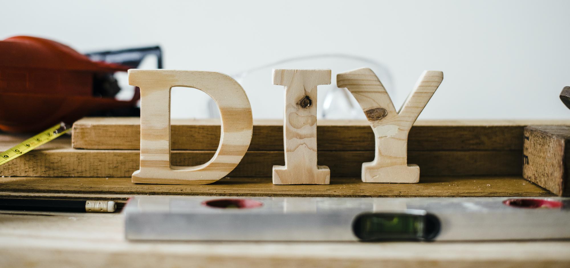 Le do-it-yourself ou DIY