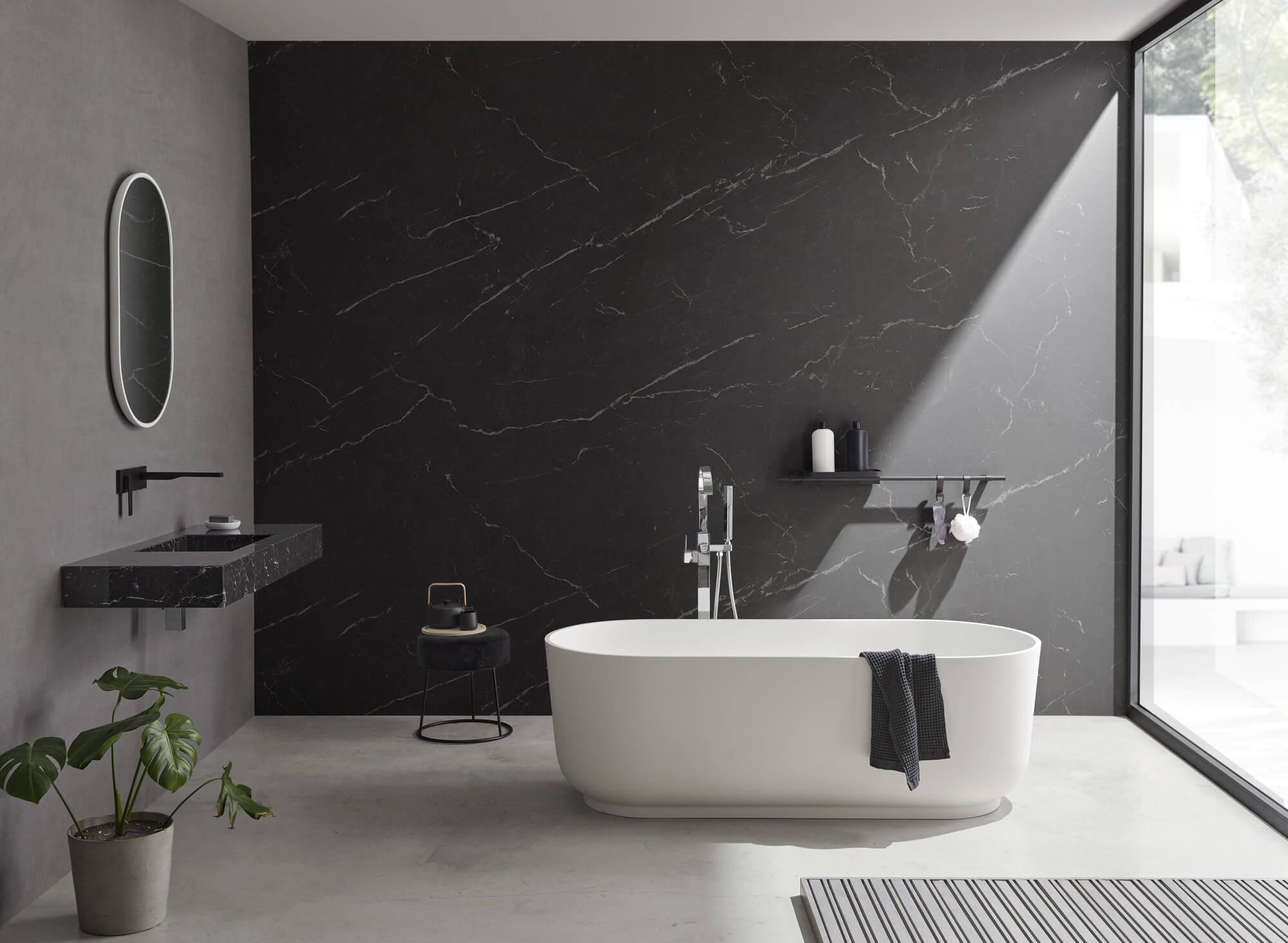 Salle de bain de luxe Riluxa