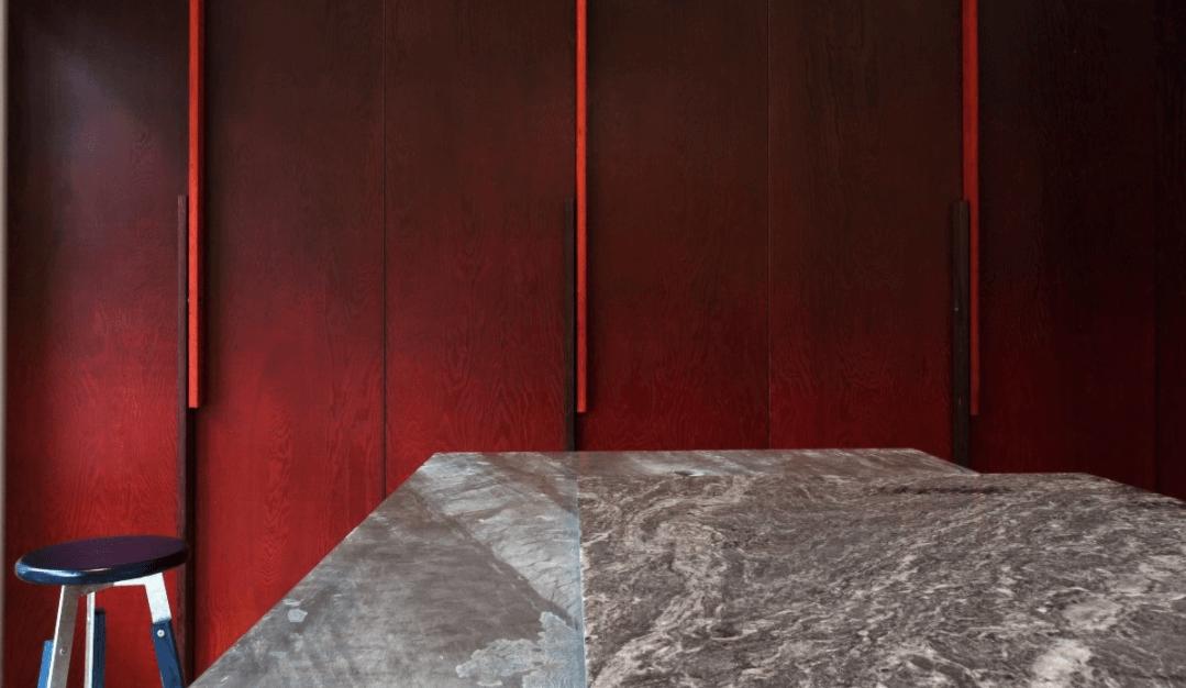 Comptoir en marbre