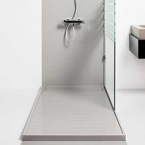 receveur de douche silestone