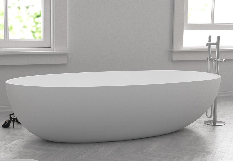 baignoire en corian