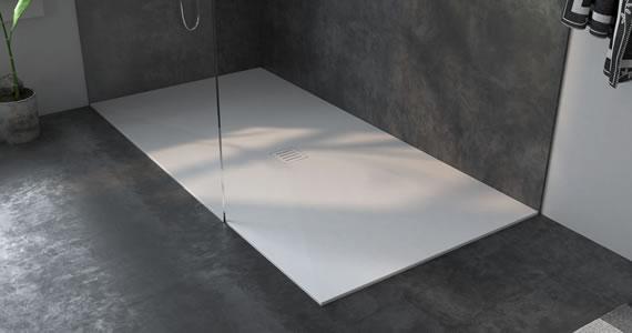 plateaux de douche